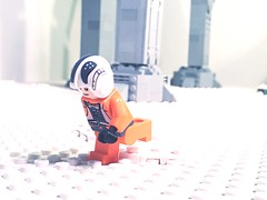 The Escape (brick_builder7) Tags: terrain snow rebel star starwars back war all escape lego crash 5 luke transport run scene v civil walker empire planet rebellion strike sw wars lukeskywalker armored strikes episode atat speeder empirestrikesback hoth skywalker rebels galactic galacticcivilwar