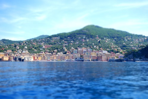 Camogli Tilt Shift