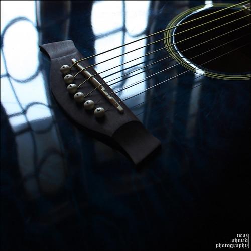 my blue guitar :)