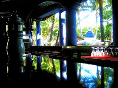 bar still closed ... ( the-best-is-yet-to-come ) Tags: reflections october shades schatten spiegelung 2009 puntacana mirroring reflektionen domrep abigfave october2009