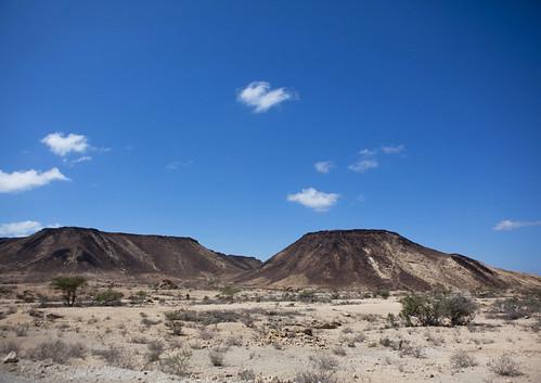 Berbera lanscape - Somaliland