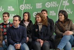 Sukarrietan (EAJ-PNV) Tags: country bizkaia basque euskalherria euskadi basquecountry paisvasco sabino pnv arana euzkadi urdaibai sukarrieta eajpnv eaj partidonacionalistavasco euzkoalderdijeltzalea basquenacionalistparty