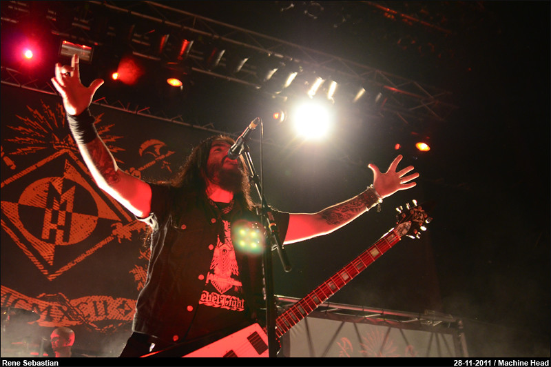 Machine Head @ 013
