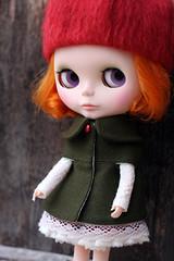 MforM Mushroom Girl
