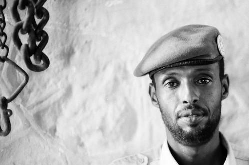 Qaabil Cayiid Yaasiin, Officer in the Mandheera Jailhouse, Somaliland