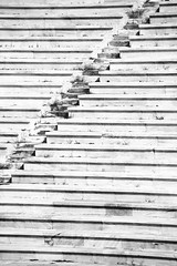 Intruder (Katka S.) Tags: bw white abstract black up lines architecture stairs high key geometry stadium steps athens line diagonal greece marble olympic athina kallimarmaro panathenaic panathinaiko   fotocompetitionbronze
