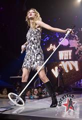 Taylor Swift - US Bank Arena - Cincinnati, OH - March 28th 2010