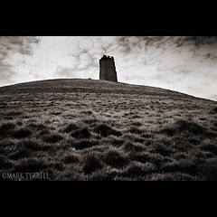The Isle Of Avalon (Mark_Tyrrell) Tags: bw landscape glastonburytor canonef24105mmf4lisusm isleofavalon canon5dmarkii