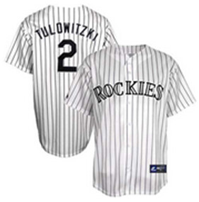 Colorado Rockies Youth Jersey