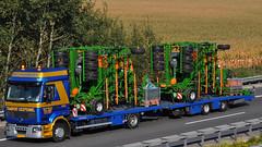 NL - Theo Faassen Renault Premium (BonsaiTruck) Tags: renault camion trucks premium lorries lkw faassen