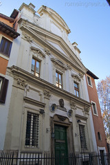"Oratorio del Gonfalone • <a style=""font-size:0.8em;"" href=""http://www.flickr.com/photos/89679026@N00/6478491315/"" target=""_blank"">View on Flickr</a>"