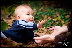 Going to Mom (inneriart) Tags: family autumn boy baby playing cute male fall leaves youth photography utah kid amazing nikon infant artist child emotion unique fineart creative young adorable saltlakecity adobe american passion mormon leafs lds freelance thechurchofjesuschristoflatterdaysaints inneri hannahgalliinneri nikond300s photoshopcs5 photographyinner•i inneriart innereyeart inner•i wholehannah 20111112flemingfamilyphotos inneriartcom httpinneriartcom
