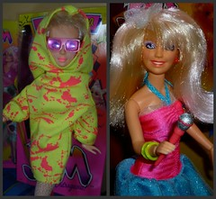 Jerrica Benton - Jem The  Hologramas - Flash`n Dance Sizzle 1985-1986 hasbro doll (super.star.76) Tags: vintage dance doll dolls shana jem roxy kimber aja jerrica hasbro pizzazz benton the sizzle stormer 19851986 hologramas flashn