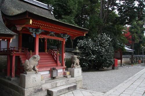 水若宮社(石清水八幡・摂社)