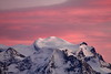 The minute after sunset (Elysium 2010) Tags: sunset snow mountains alps ice rock landscape twilight summits combins alpesvalaisannes