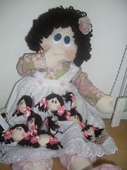 SDC19480 (Arte em Familia) Tags: flores bonecas fuxico kithigienico