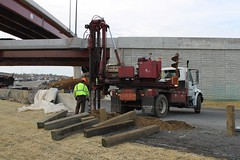 "Drilling to Install New Barriers • <a style=""font-size:0.8em;"" href=""http://www.flickr.com/photos/51922381@N08/6522228335/"" target=""_blank"">View on Flickr</a>"