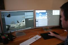 Brandon Kutcha Creating Origami Animation