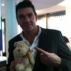 Slappy and Spencer Wilding