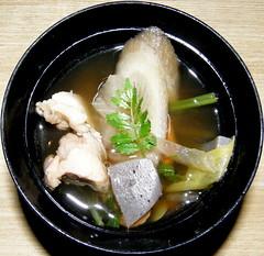 #6350 soup (Nemo's great uncle) Tags: food dinner geotagged squaredcircle squircle yamamoto nebukawa    kanagawaprefecture    geo:lat=35202641 geo:lon=139140451