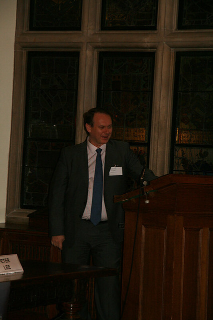 Derek Cribb, Chief Executive, Institute and Faculty of Actuaries