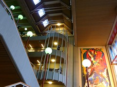 The Library of the University of Groningen (entrance) (Frans.Sellies) Tags: netherlands university library bibliothek nederland thenetherlands architect biblioteca uni universitt groningen bibliothque bibliotheek universiteit biblioteka   universitylibrary tauber bibliotek  universiteitsbibliotheek  broerstraat  ktphane    knyvtr  universityofgroningen groningenuniversity  universiteitgroningen bibliohek brtarchitecten  p1410800 broerstraat4