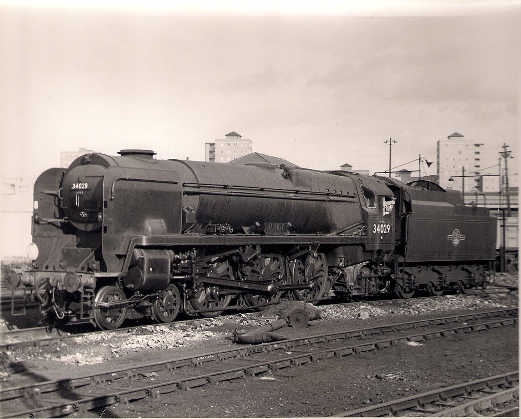34029 Lundy (APB Photography™) Tags: steam locomotive lundy westcountry  34029
