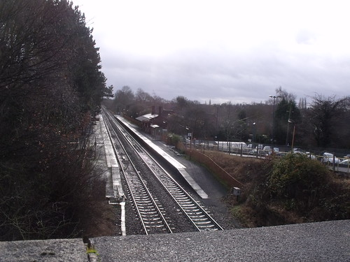 Yardley Wood Station - Highfield Road - Hall Green / Yardley Wood