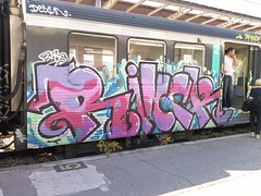 Rinck (Arsne TURPIN) Tags: train graffiti marseille 3ck kmf rinck