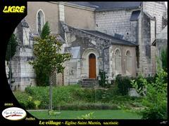 20100715-Ligré_038 (michel.cansse) Tags: france centre richelieu indreetloire paysdeloire glise ligré