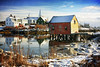 Icey Prospect (sminky_pinky100 (In and Out)) Tags: travel winter snow canada cold tourism ice reflections landscape pretty novascotia scenic coastal prospect fishingshacks theperfectpicture aboutyou omot cans2s perfectioninpictures exhibitionoftalent perfectioninpicturessupremeimages masterclasselite
