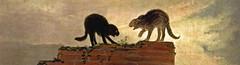 Francisco de Goya - Rina de gatos, 1788 at Museo Nacional del Prado Madrid Spain (mbell1975) Tags: madrid españa art museum del painting de spain francisco gallery museu eu gatos musée musee m espana prado museo nacional goya muzeum rina 1788 müze museumuseum