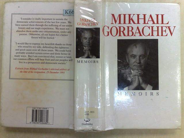 GorbachevMemoirsLibrary