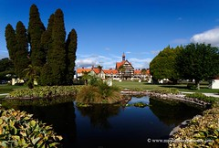 Government Gardens - Rotorua, New Zealand (My Planet Experience) Tags: trip newzealand art history museum canon garden photography photo rotorua photographie place image pics sightseeing icon location journey nz destination government northisland maori sight paysage exploration parc governmentgardens australe nouvellezlande ledunord wwwmyplanetexperiencecom myplanetexperience