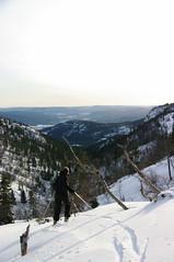 Winterproefreis januari 2012 Lifjell