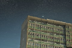Sceaux Gardens Estate, Camberwell, SE5 (J@ck!) Tags: reflection london towerblock camberwell se5 socialhousing londonboroughofsouthwark sceauxgardensestate