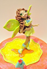 Layla WINX (anna savenko (sVeshti4ka)) Tags: color cake girly fairy layla winx