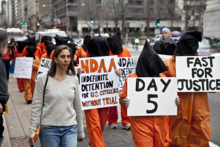 Witness Against Torture: Day 5