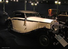 Cité de l'Automobile/Collection Schlumpf - Hispano-Suiza