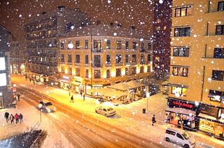 Winter Oslo