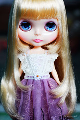 I'm not just a doll . . .