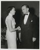 1954 Anna Chao and Sen J W W Fulbright