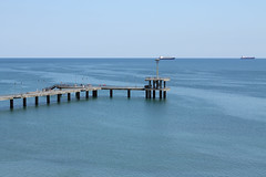 Dock (stanimir.stoyanov) Tags: sea dock bulgaria burgas