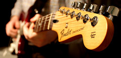 Strat original (theyorkshireminer) Tags: red usa apple texas candy guitar dire sultans swing special made fender strat straits fingerboard stratocaster pickups rosewood fingerpicking