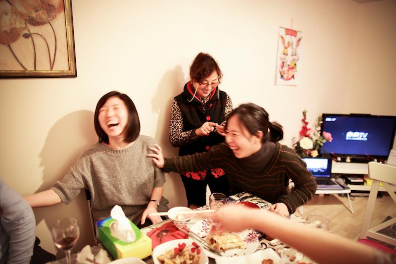Chen Jie home dinner 028