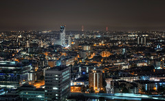 The Razor (TheFella) Tags: uk longexposure greatbritain houses england elephant slr london castle night digital skyscraper photoshop canon buildings eos lights photo high europe cityscape dynamic unitedkingdom south capital nighttime photograph strata processing slowshutter gb 5d dslr range southlondon hdr highdynamicrange southwark lambeth razor se1 markii elephantandcastle postprocessing castlehouse photomatix isengard thefella 5dmarkii conormacneill stratase1 thefellaphotography