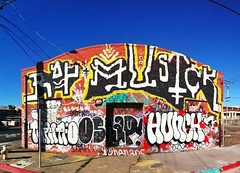 (SF_SCUM) Tags: graffiti oakland berkeley it pi ohsnap refuse droid avoid tapatio endwar hunch 907 rapmusick