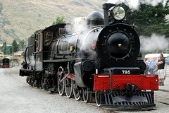 Kingston Flyer (geoftheref) Tags: road christmas new trip summer vacation holiday classic train vintage island flyer south steam kingston zealand otago aotearoa southland geoftheref
