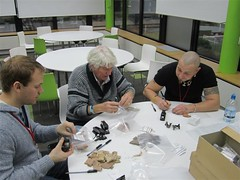 Tuesday's Hands-On Archaeology Workshop