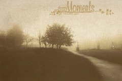 memories of days gone past (~~Heavenxxx89 Art & Photography~~Busy) Tags: trees nature misty fog landscape beige scenery soft textures quotes dreamy textured nikond3100
